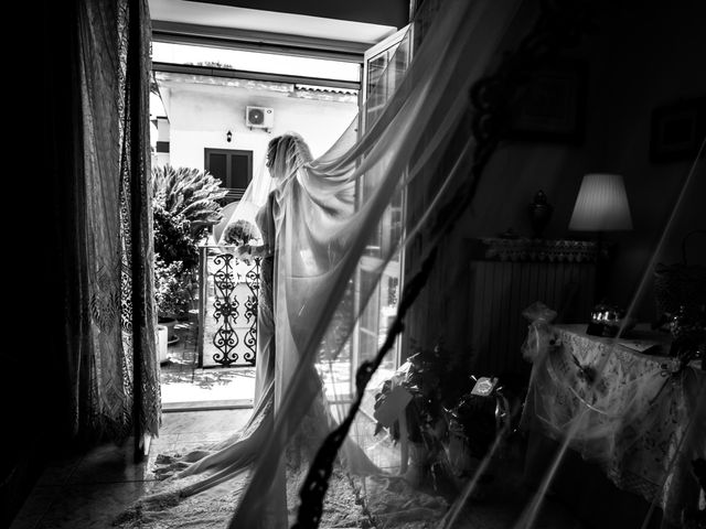 Il matrimonio di Veronica e Carmine a Napoli, Napoli 8