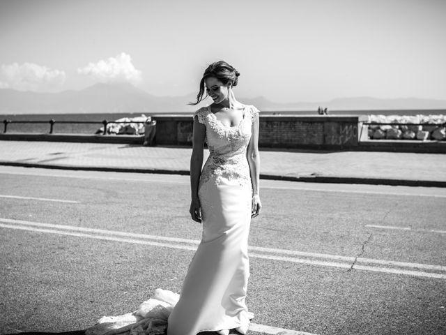 Il matrimonio di Veronica e Carmine a Napoli, Napoli 38