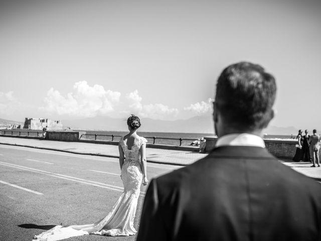 Il matrimonio di Veronica e Carmine a Napoli, Napoli 39