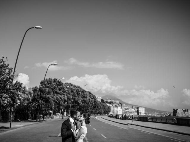 Il matrimonio di Veronica e Carmine a Napoli, Napoli 41