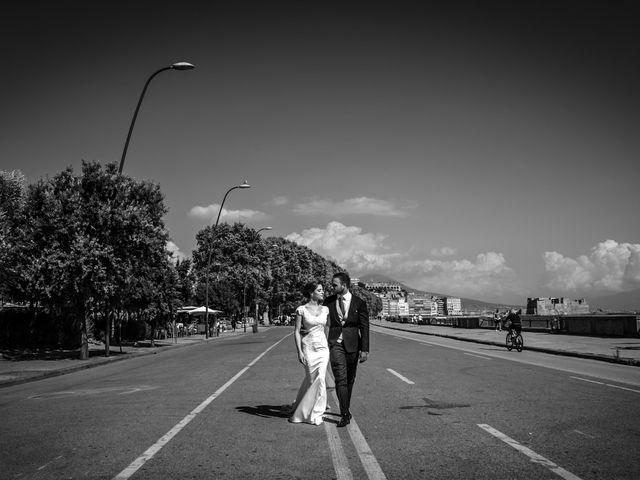 Il matrimonio di Veronica e Carmine a Napoli, Napoli 43