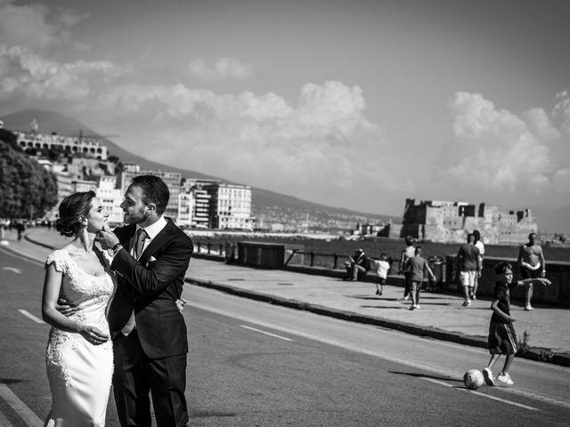 Il matrimonio di Veronica e Carmine a Napoli, Napoli 52