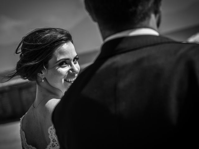 Il matrimonio di Veronica e Carmine a Napoli, Napoli 2