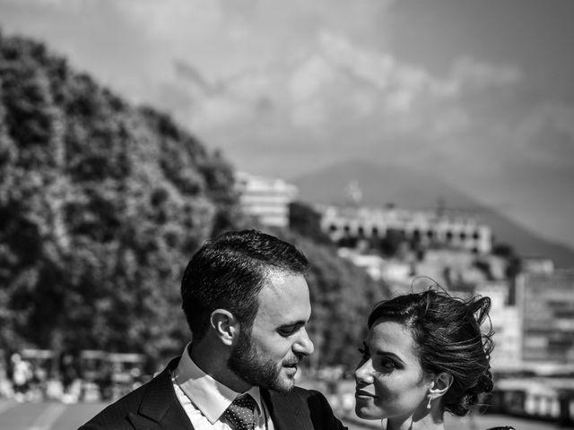 Il matrimonio di Veronica e Carmine a Napoli, Napoli 55