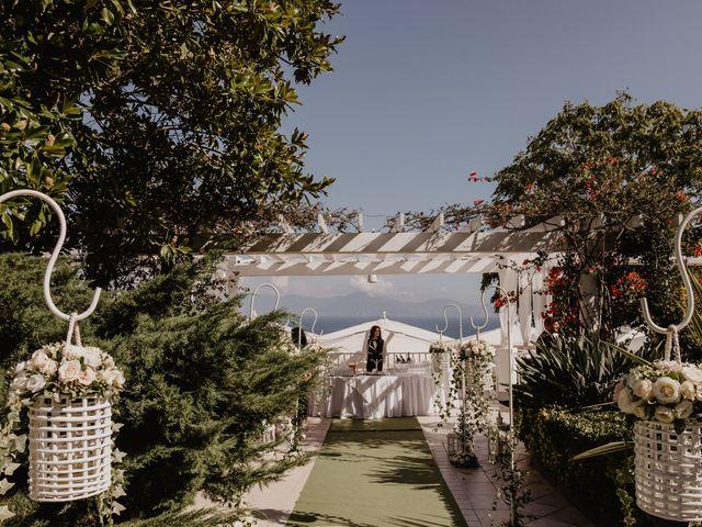 Il matrimonio di Veronica e Carmine a Napoli, Napoli 60