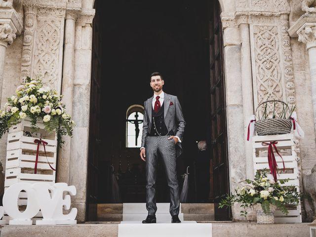Il matrimonio di Pietro e Maurizia a Bisceglie, Bari 20
