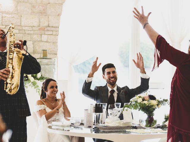 Il matrimonio di Pietro e Maurizia a Bisceglie, Bari 57