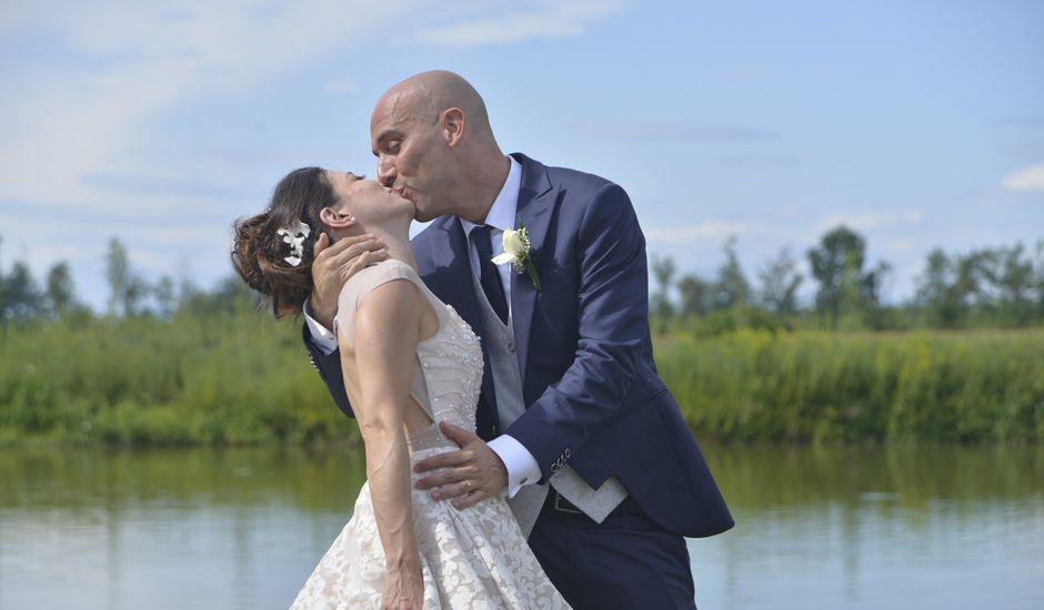 Il matrimonio di Valeriano e Antonella a Solaro, Milano