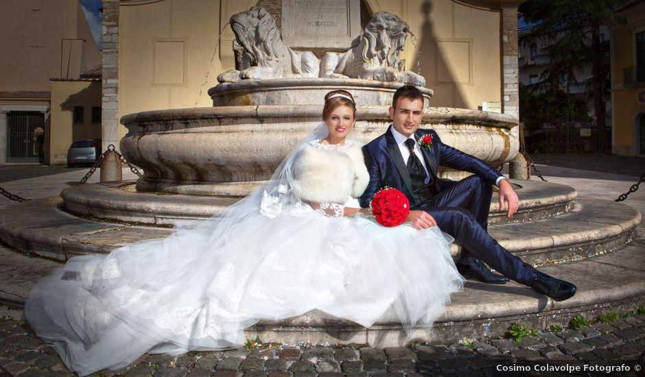 Il matrimonio di Giovanni e Francesca a Benevento, Benevento