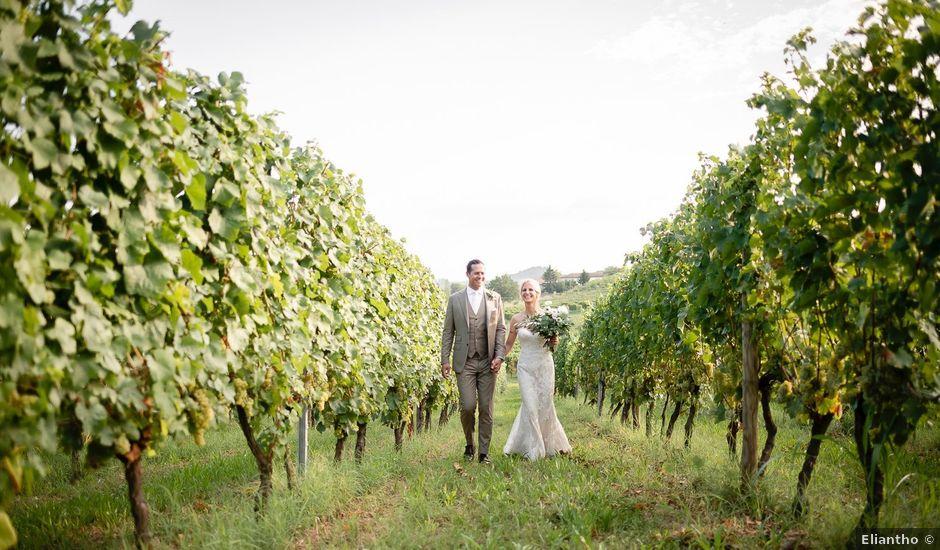 Il matrimonio di Philip e Sarah a Asti, Asti