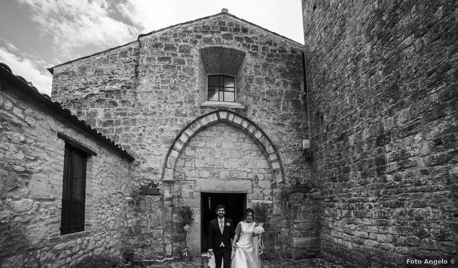Il matrimonio di Silena e Marco a Campli, Teramo