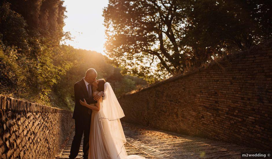 Il matrimonio di Federica e Paolo a Fermo, Fermo