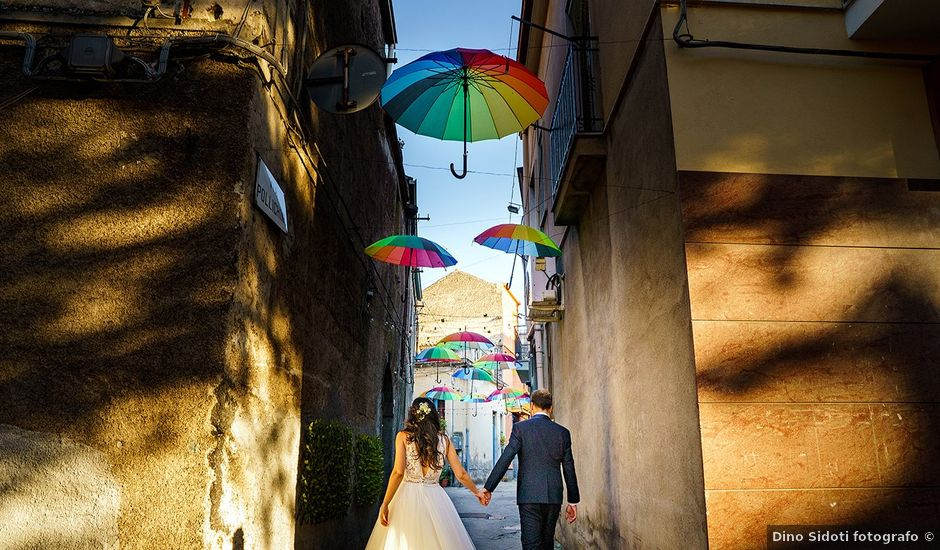Il matrimonio di Fiorella e Gianluca a Randazzo, Catania