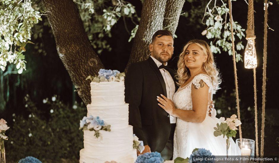 Il matrimonio di Giuseppe e Iuliana a Eboli, Salerno
