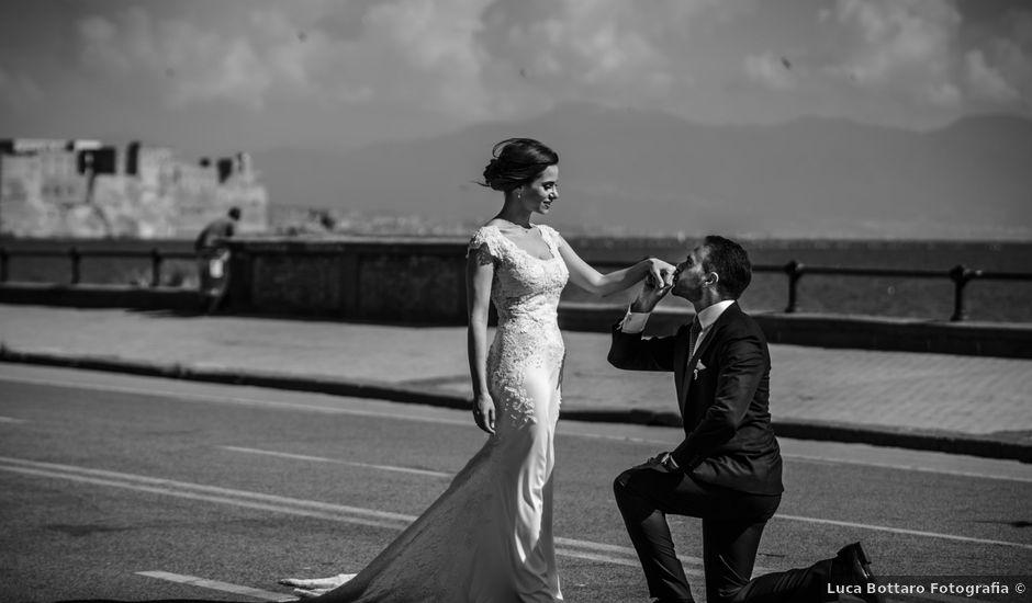 Il matrimonio di Veronica e Carmine a Napoli, Napoli