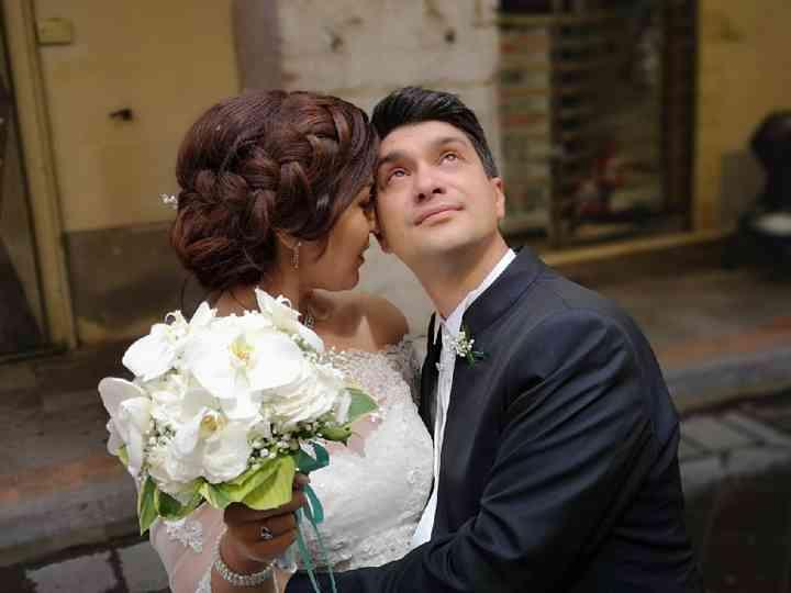 Le nozze di Nunzia  e Giovanni
