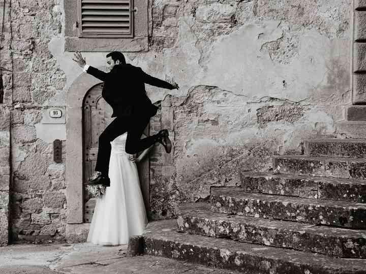 Le nozze di Ilaria e Gabriele