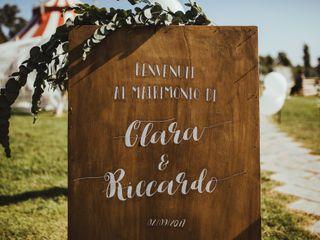 le nozze di Clara e Riccardo 3