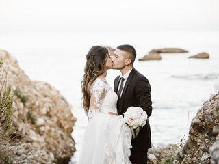 Le nozze di Giusy e Gianmarco