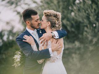 Le nozze di Maurizio  e Linda