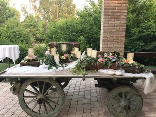 Le nozze di Bárbara e Flaron 1