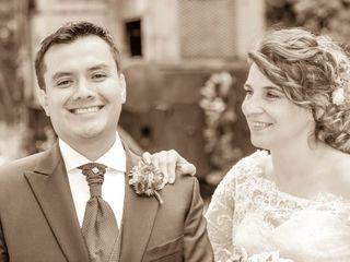 Le nozze di Tania e Pablo