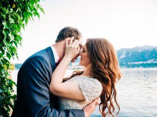 Le nozze di Charlotte e Olivier