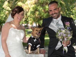 Le nozze di Sabrina e Gianni
