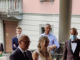 Le nozze di Daniel e Jessica 2