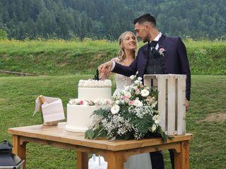 Le nozze di Daniel e Jessica