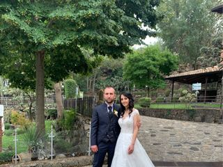 Le nozze di Martina e Matteo 1
