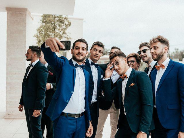 Il matrimonio di Michele e Cristina a Cutrofiano, Lecce 12