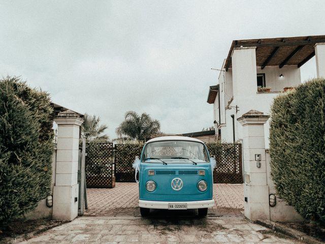 Il matrimonio di Michele e Cristina a Cutrofiano, Lecce 20