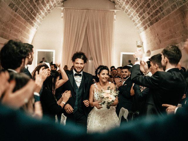 Il matrimonio di Michele e Cristina a Cutrofiano, Lecce 43
