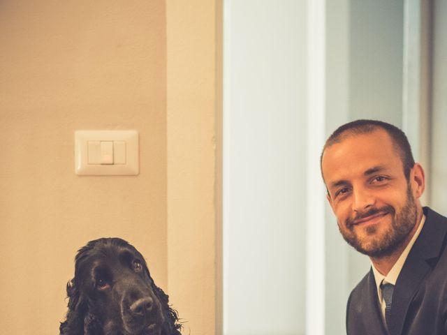 Il matrimonio di Dominik e Robin a Certaldo, Firenze 13