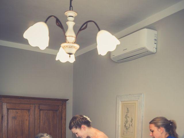 Il matrimonio di Dominik e Robin a Certaldo, Firenze 16