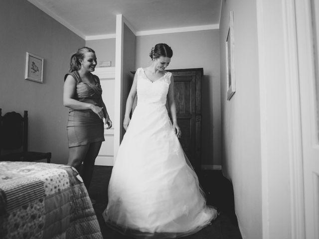 Il matrimonio di Dominik e Robin a Certaldo, Firenze 20