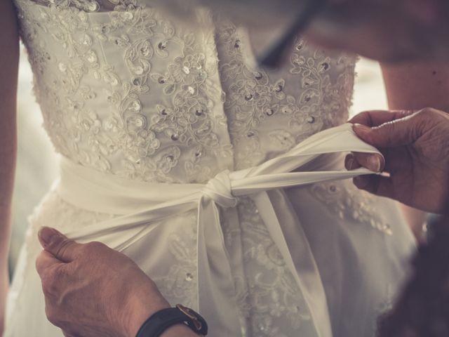 Il matrimonio di Dominik e Robin a Certaldo, Firenze 22