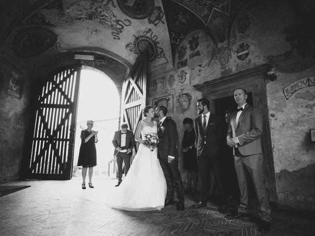Il matrimonio di Dominik e Robin a Certaldo, Firenze 34