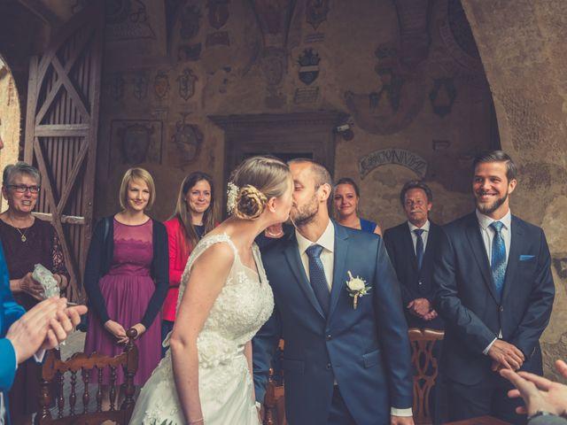 Il matrimonio di Dominik e Robin a Certaldo, Firenze 41