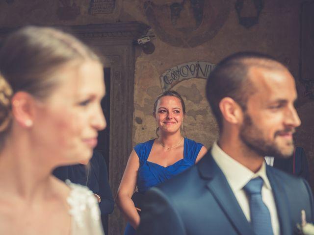 Il matrimonio di Dominik e Robin a Certaldo, Firenze 42