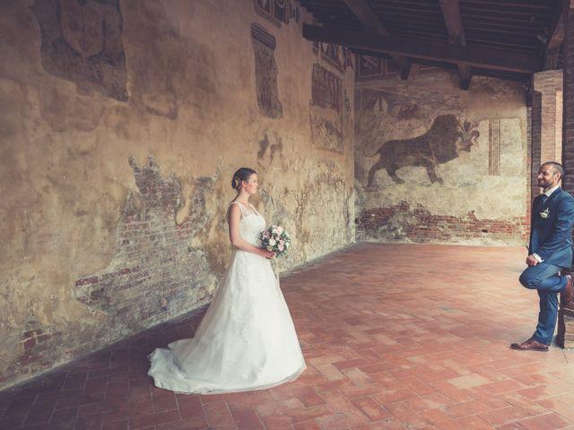 Il matrimonio di Dominik e Robin a Certaldo, Firenze 49