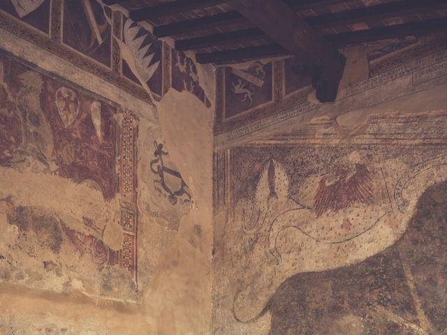 Il matrimonio di Dominik e Robin a Certaldo, Firenze 51