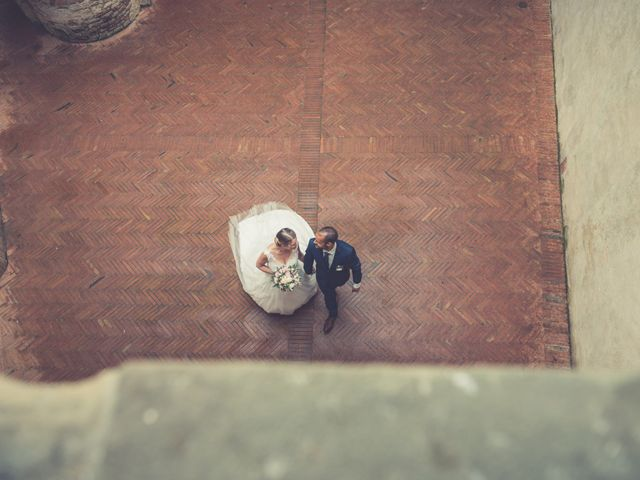 Il matrimonio di Dominik e Robin a Certaldo, Firenze 56
