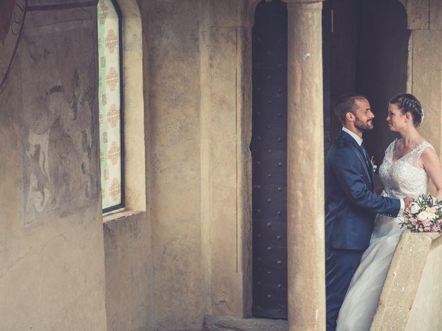 Il matrimonio di Dominik e Robin a Certaldo, Firenze 58
