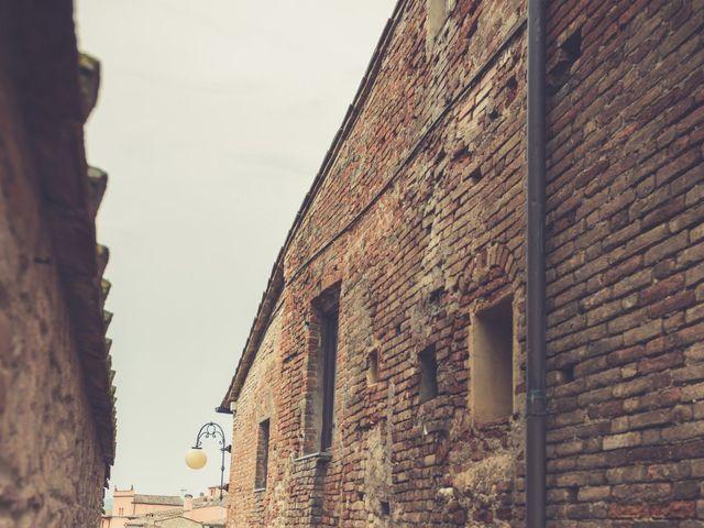 Il matrimonio di Dominik e Robin a Certaldo, Firenze 59