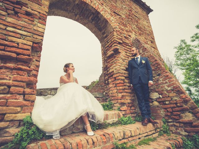 Il matrimonio di Dominik e Robin a Certaldo, Firenze 60