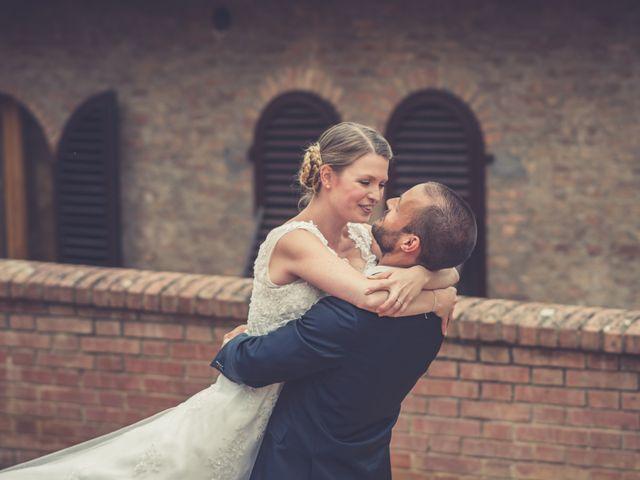 Il matrimonio di Dominik e Robin a Certaldo, Firenze 62