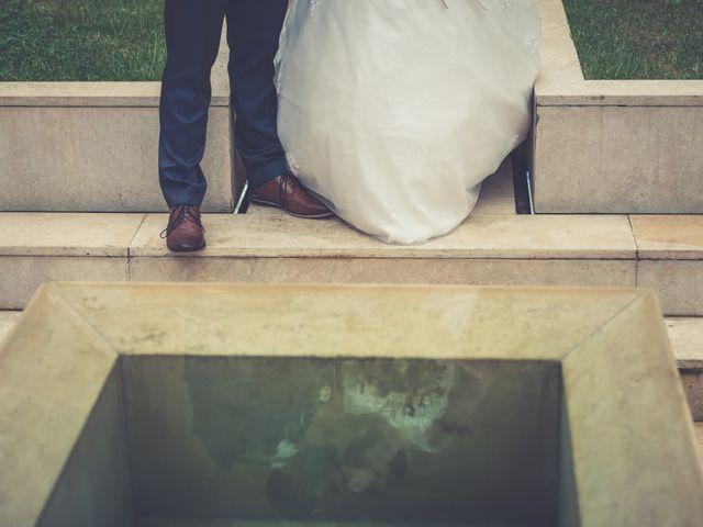 Il matrimonio di Dominik e Robin a Certaldo, Firenze 64