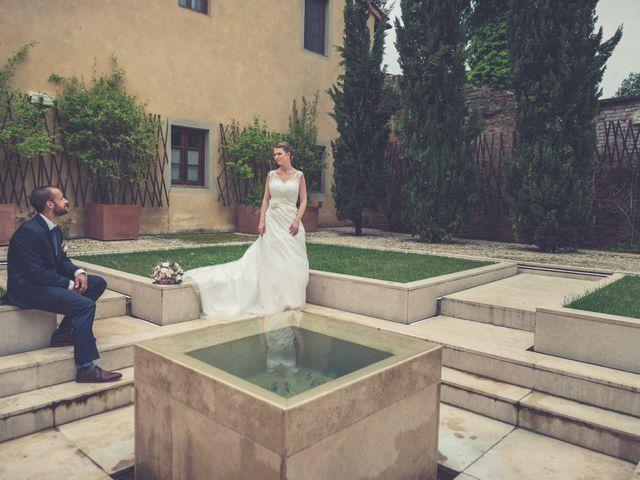 Il matrimonio di Dominik e Robin a Certaldo, Firenze 65